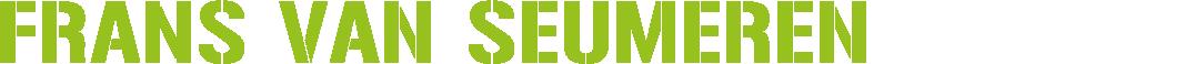 Frans van Seumeren Holding - logo